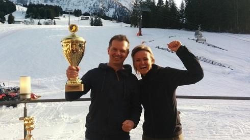 Image:Racing Team Abtenau - Mit Rumpfteam siegen wir trotzdem weiter