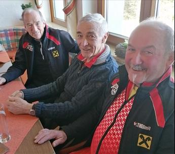 Image:Racing Team Abtenau - Standortbestimmung bei den ersten beiden RTL